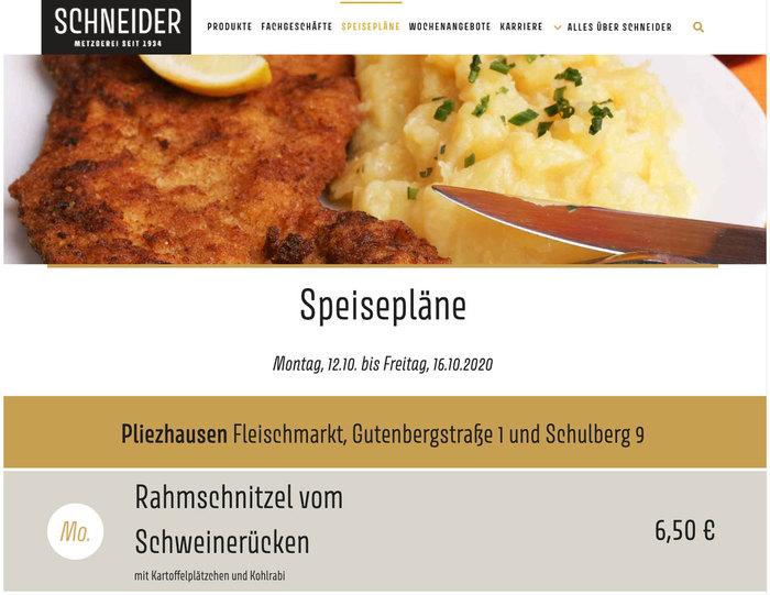 Schneider Metzgerei 4