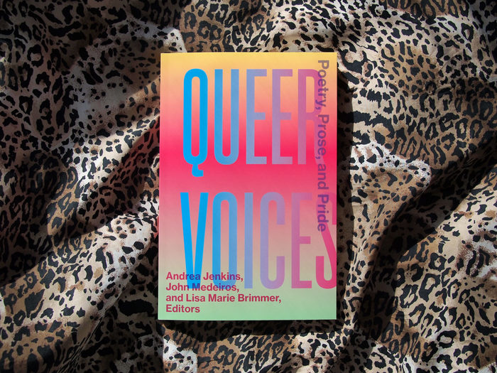 Queer Voices – Poetry, Prose, and Pride 1