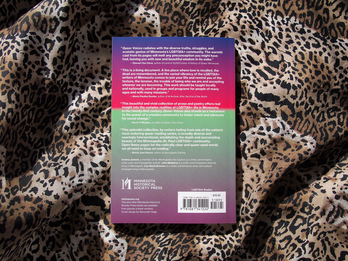 Queer Voices – Poetry, Prose, and Pride 2