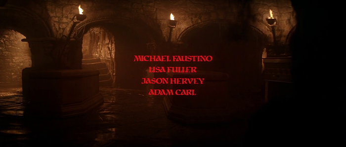 The Monster Squad film titles 9