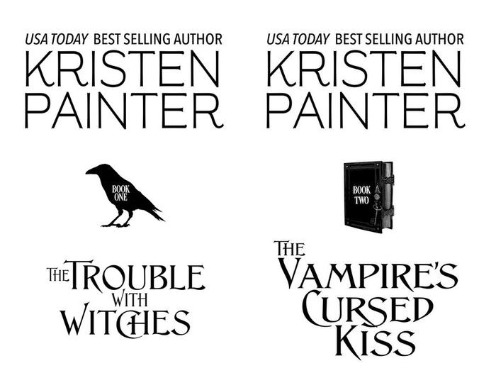 Shadowvale novels by Kristen Painter 6