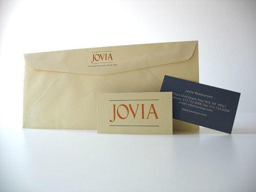 Jovia restaurant, New York City 6