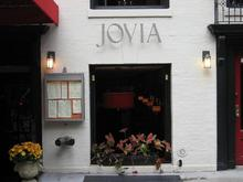 Jovia restaurant, New York City