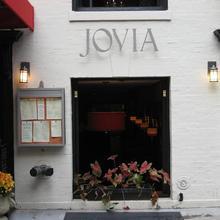 Jovia restaurant, New York City