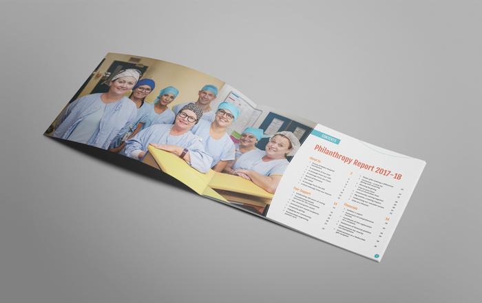 Philanthropy Report 2017–18.