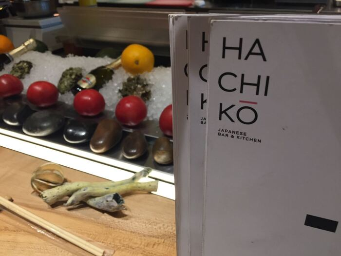 Hachikō Japanese bar & kitchen 2