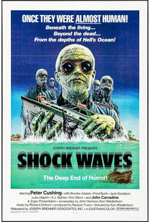 <cite>Shock Waves</cite> movie posters and titles