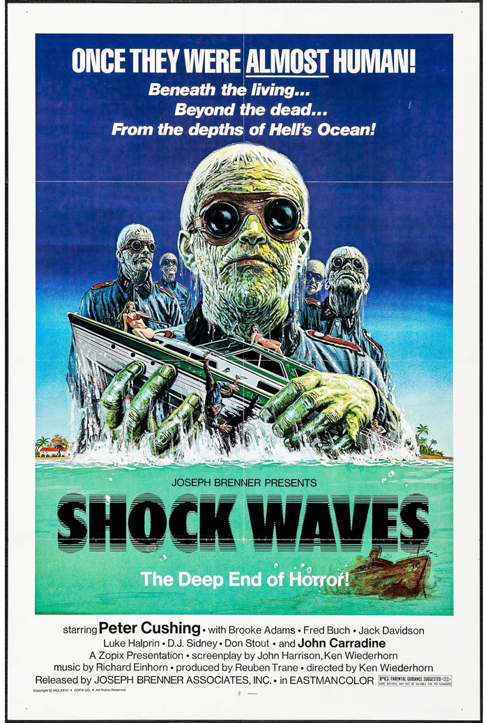 Shock Waves movie posters and titles 1
