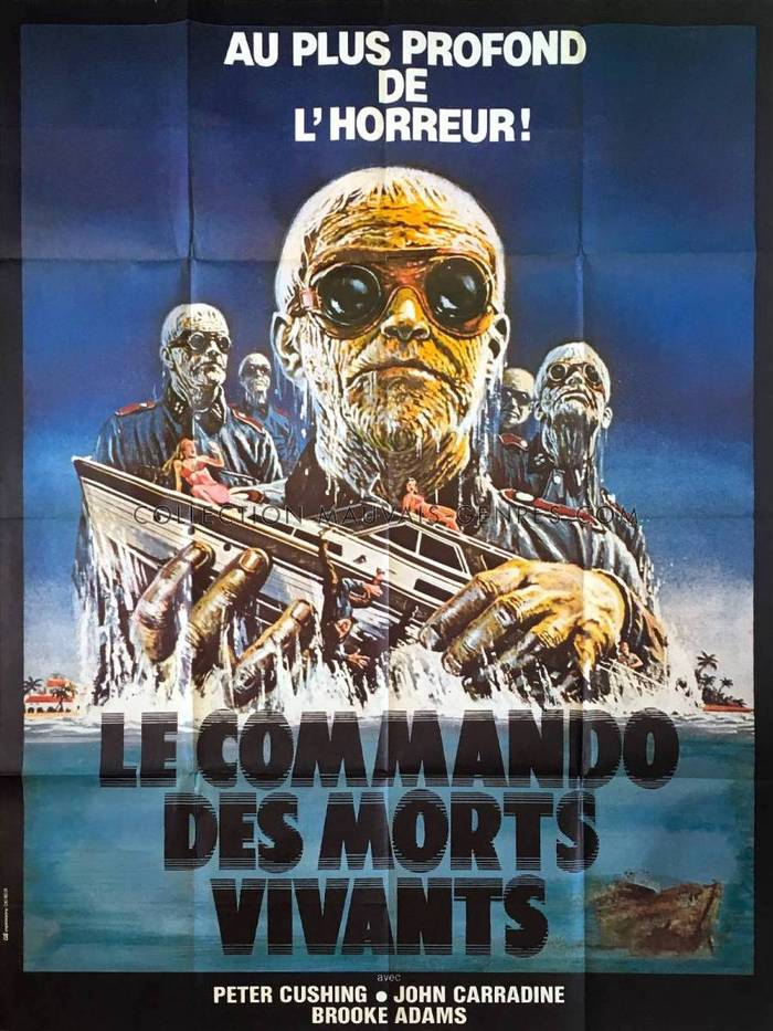 French-language variant poster