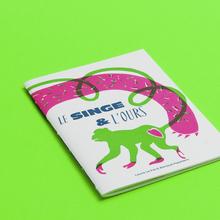 <cite>Le singe et l'ours </cite>