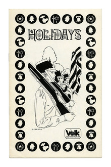 <cite>Clip Books of Line Art</cite>, Volk (1980)