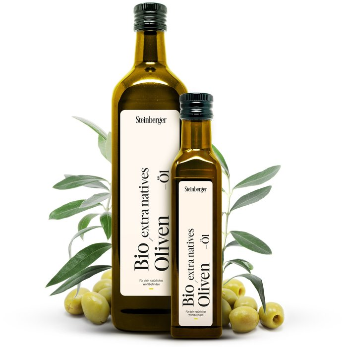 Steinberger olive oil 1