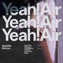 Yeah! Air visual identity