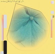 <cite>Hydrangea</cite> by Holly Childs &amp; Gediminas Žygus album art