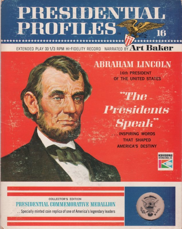 "Presidential Profiles: ""The Presidents Speak"" record series 1"