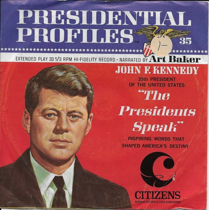 "Presidential Profiles: ""The Presidents Speak"" record series 2"