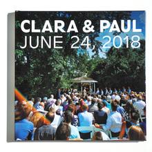 <cite>Clara &amp; Paul</cite>