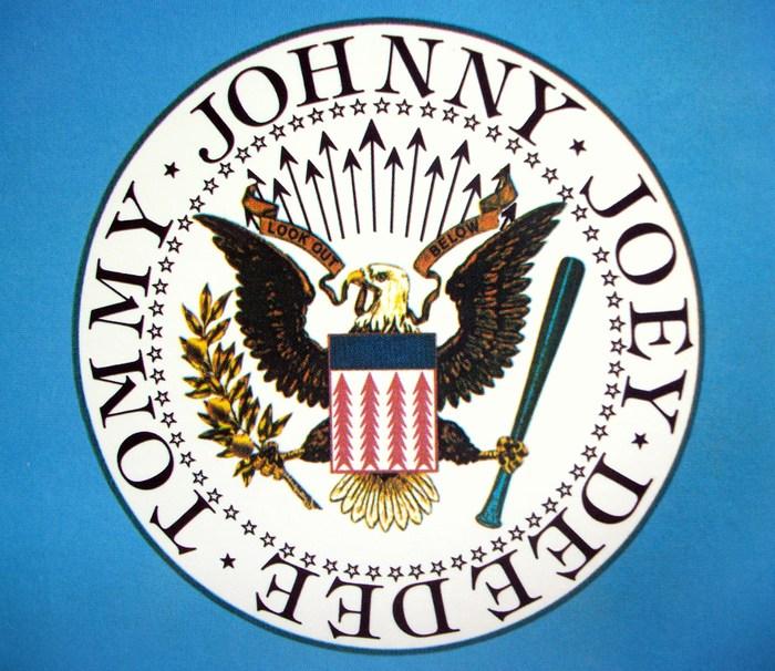 Ramones presidential seal logo 1