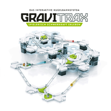 Gravitrax logo and packaging