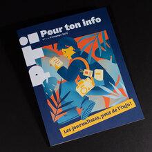<cite>Pour ton info</cite> magazine