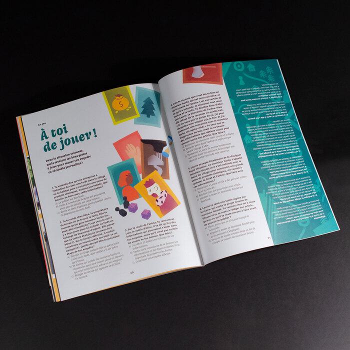 Pour ton info magazine 3