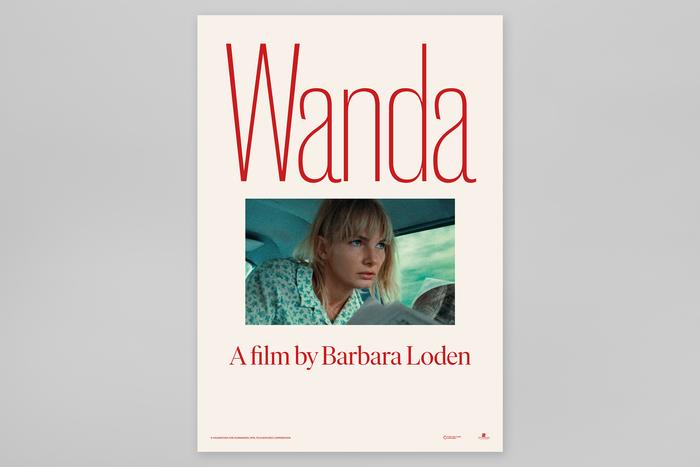 Wanda (1970) movie poster for NonStop Entertainment