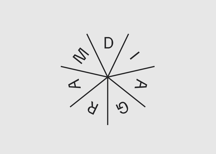 Diagram visual identity 5