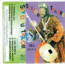 Toba Seydou Traoré – <cite>Vol:2</cite> cassette