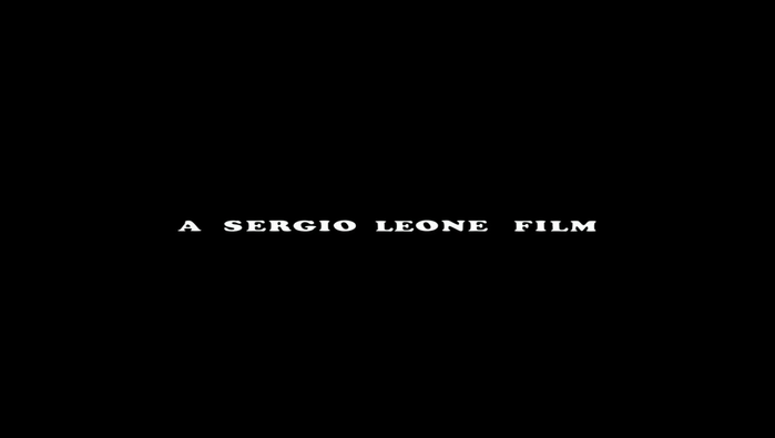 Once Upon A Time In The West (1968) opening credits 1