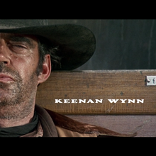 <cite>Once Upon A Time In The West</cite> (1968) opening credits