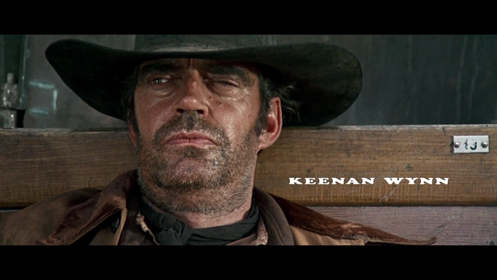 Once Upon A Time In The West (1968) opening credits 3