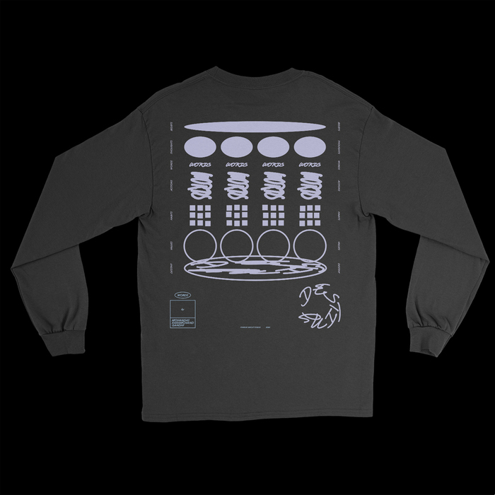 """""""Thoughts And Destiny"""" longsleeve 3"""
