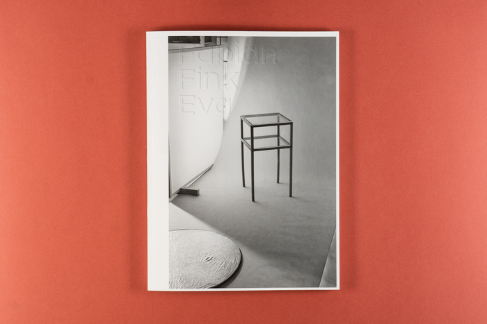 Fabian Fink – Eva artist catalogue 1