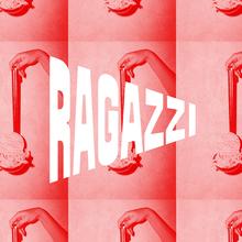 Ragazzi restaurant identity