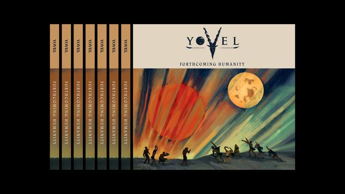 Yovel – Forthcoming Humanity digipack 2