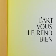 <cite>L'art vous le rend</cite> bien by Laurent Gounelle
