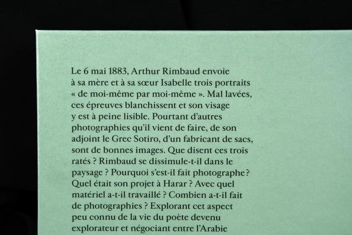 Arthur Rimbaud, photographe 6