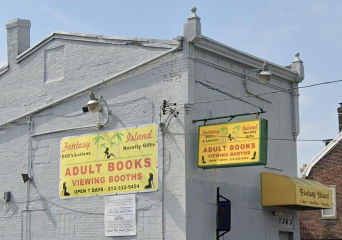 Fantasy Island Adult Book Store 6