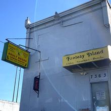 Fantasy Island Adult Book Store