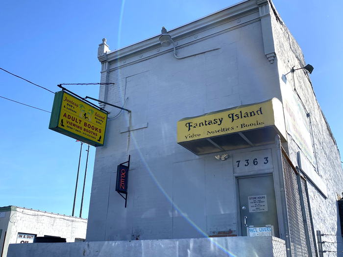 Fantasy Island Adult Book Store 1