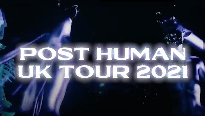 Bring Me The Horizon – Post Human: Survival Horror artwork 2