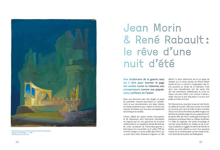 Festival d'Anjou: 70 ans de théâtre 6