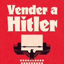 <cite>Vender a Hitler</cite> by Robert Harris (Es Pop Ediciones)