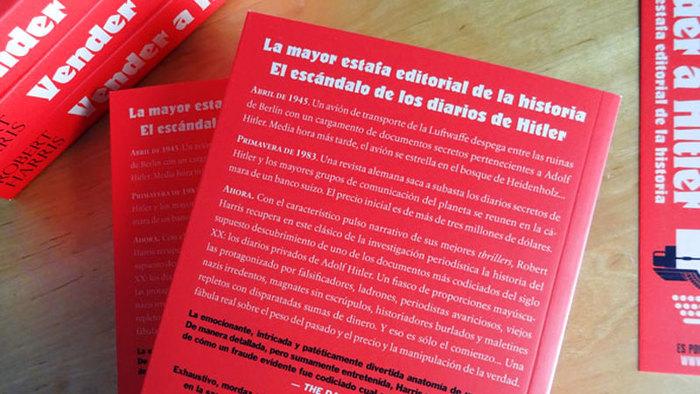 Vender a Hitler by Robert Harris (Es Pop Ediciones) 3