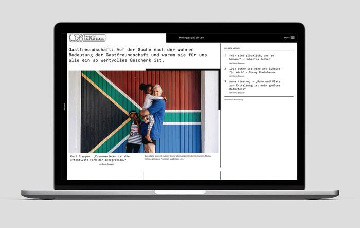 Baugeld Spezialisten website 1