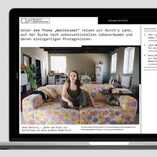 Baugeld Spezialisten website