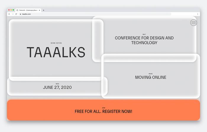 TAAALKS 2020 website 1