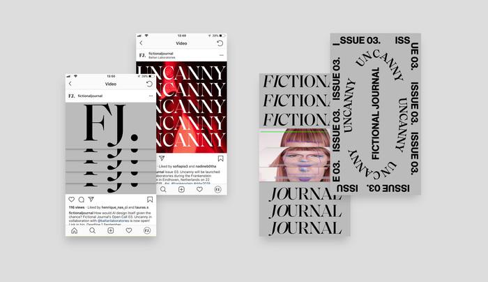 Fictional Journal website 9