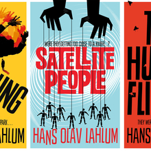 <cite>The Catalyst Killing</cite> and other books by Hans Olav Lahlum