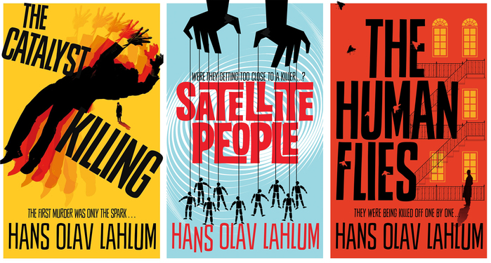 The Catalyst Killing and other books by Hans Olav Lahlum 1